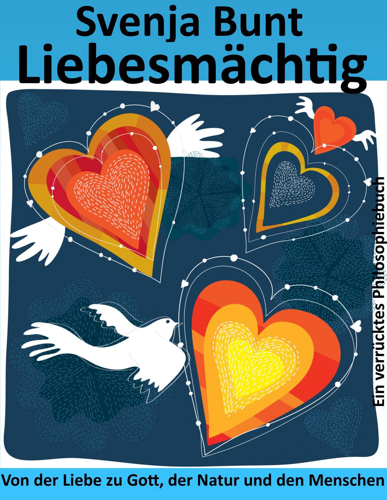 """Postkarte zu """"Liebesmächtig"""" von Svenja Bunt"""