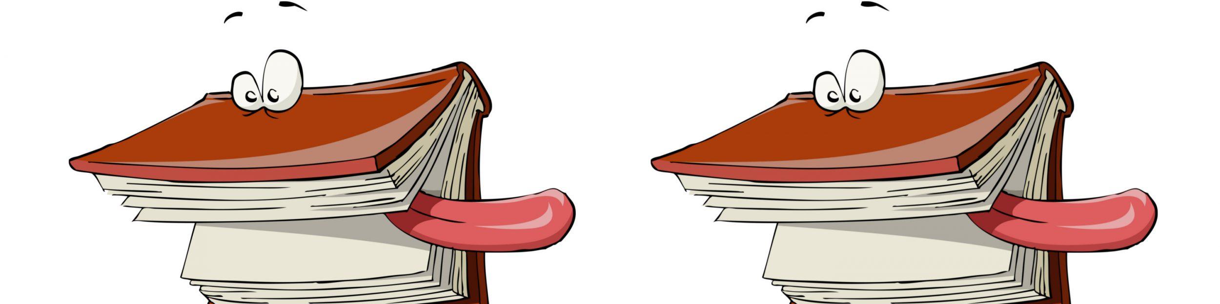 Verrückte Bücher